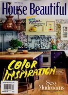 House Beautiful Usa Magazine Issue APR-MAY