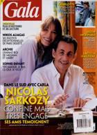 Gala French Magazine Issue NO 1404