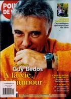 Point De Vue Magazine Issue NO 3746