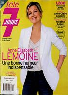 Tele 7 Jours Magazine Issue NO 3127