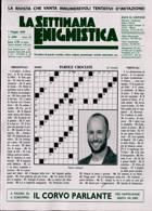 La Settimana Enigmistica Magazine Issue NO 4598