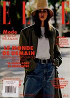 Elle French Weekly Magazine Issue NO 3879