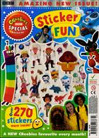 Cbeebies Special Gift Magazine Issue NO 137