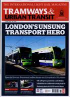 Tramways And Urban Transit Magazine Issue JUN 20