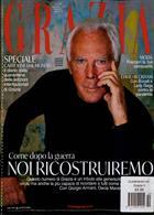 Grazia Italian Wkly Magazine Issue NO 18/19
