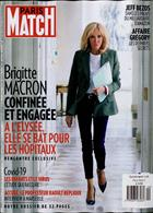 Paris Match Magazine Issue NO 3704