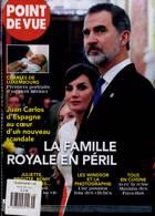 Point De Vue Magazine Issue NO 3745