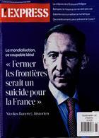 L Express Magazine Issue NO 3591