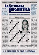 La Settimana Enigmistica Magazine Issue NO 4597