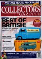 Collectors Gazette Magazine Issue JUN 20