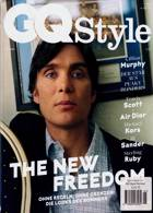 Gq Style German Magazine Issue 01