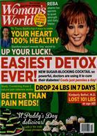 Womans World Magazine Issue 12