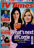 Tv Times England Magazine Issue 23/05/2020