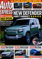 Auto Express Magazine Issue 25/03/2020