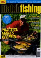 Match Fishing Magazine Issue JUL 20