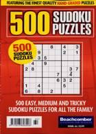 500 Sudoku Puzzles Magazine Issue NO 64