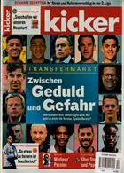 Kicker Montag Magazine Issue NO 17