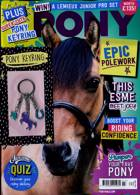 Pony Magazine Issue JUL 20