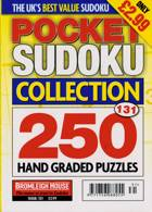 Pocket Sudoku Collection Magazine Issue NO 131