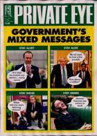 Private Eye  Magazine Issue NO 1522