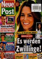 Neue Post Magazine Issue NO 18
