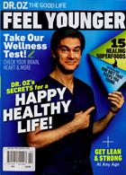 Dr Oz The Good Life Magazine Issue NO 51