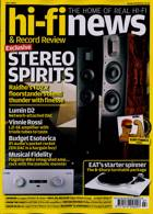 Hi-Fi News Magazine Issue JUL 20