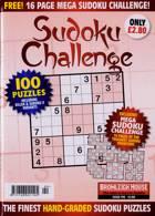 Sudoku Challenge Monthly Magazine Issue NO 190