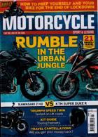Motorcycle Sport & Leisure Magazine Issue JUL 20