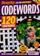 Everyday Codewords Magazine Issue NO 71
