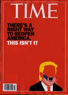 Time Magazine Issue 25/05/2020