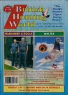 British Homing World Magazine Issue NO 7525