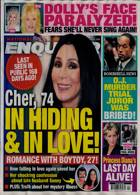 National Enquirer Magazine Issue 08/06/2020