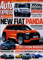 Auto Express Magazine Issue 20/05/2020