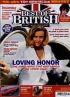 Best Of British Magazine Issue JUN 20