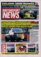 Motorsport News Magazine Issue 20/05/2020