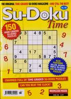 Sudoku Time Magazine Issue NO 185