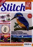 Stitch Magazine Issue APR-MAY
