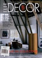 Elle Decor (Italian) Magazine Issue NO 3