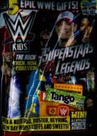 Wwe Kids Magazine Issue NO 160