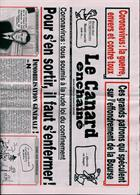 Le Canard Enchaine Magazine Issue 84
