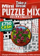 Tab Mini Puzzle Mix Coll Magazine Issue NO 115