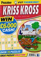 Puzzler Kriss Kross Magazine Issue NO 234