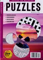 Puzzles Magazines Magazine Issue NO 77