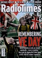 Radio Times London Edition Magazine Issue 02/05/2020