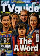 Total Tv Guide England Magazine Issue NO 19