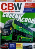 Coach And Bus Week Magazine Issue NO 1442