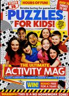 This Is Magazine Issue PUZ KIDS