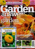 Garden Answers Magazine Issue CHELSEA SP