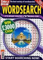 Take A Break Wordsearch Magazine Issue NO 5